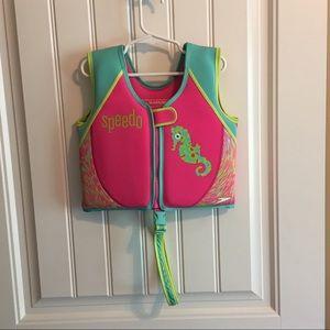 Speedo life jacket